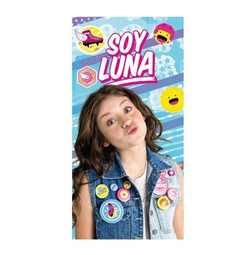 Telo bagno soy luna per soli 14 90 su merchandisingplaza for Sou abbigliamento