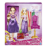 Disney Princess - Hair Play Deluxe