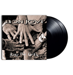 Vinile Bon Jovi - Keep The Faith (2 Lp)