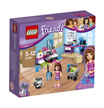Lego Friends 41307 - Il Laboratorio Creativo di Olivia