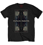 Marilyn Manson - Mirrored (T-SHIRT Unisex )