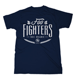 Foo Fighters - 100% Organic (T-SHIRT Unisex )
