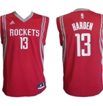 Houston Rockets Canotta Harden Rossa