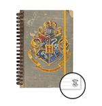 Harry Potter - Hogwarts (Quaderno)