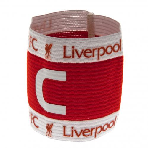 Fascia Da Capitano Liverpool Fc Originale Acquista Online