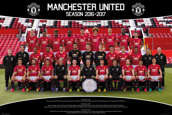 Poster Manchester United 249150