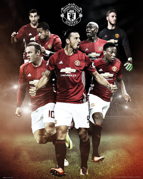 Poster Manchester United 249161
