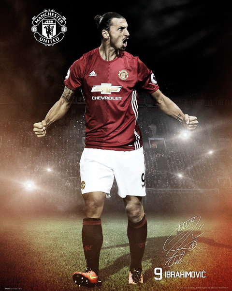 Poster Manchester United 249169