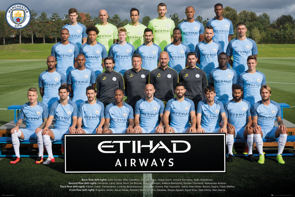 Poster Manchester City 249177
