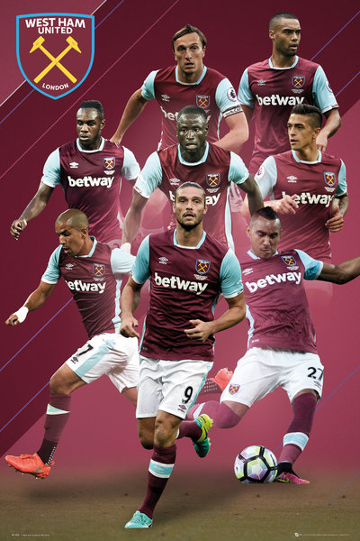 Poster West Ham United 249217