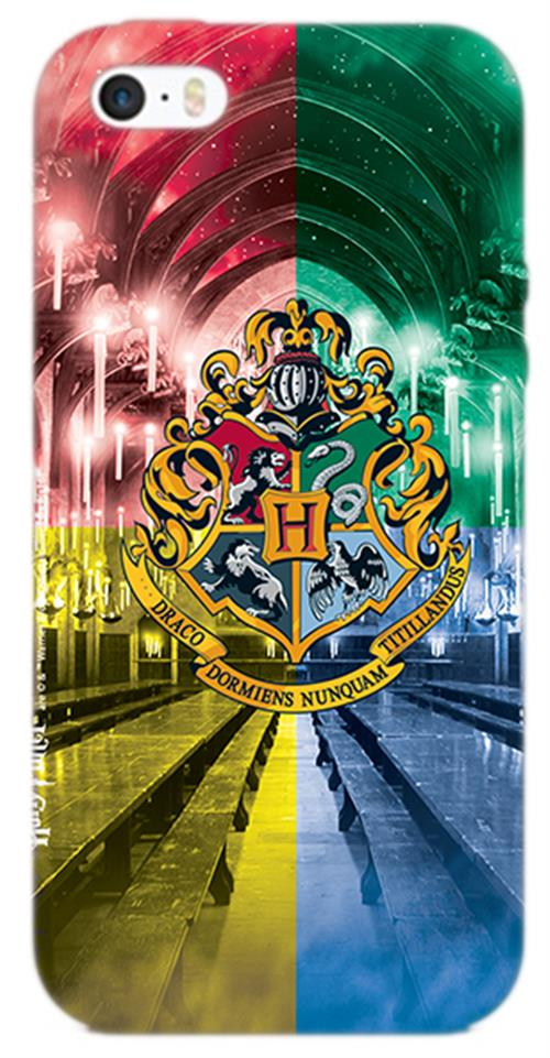 Cover Iphone 6-6S Harry Potter Hogwarts
