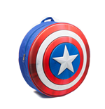 Captain America - Cap'S Shield Kid'S Molded Backpack (Zaino)