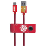 Marvel - Iron Man - MFi Lightning Cables 1,2 Mt