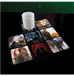 Star Wars - Rogue One - 3D Coasters (Sottobicchieri)
