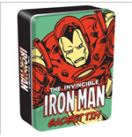 Marvel Iron Man - Tin Gadget (Scatola Latta)