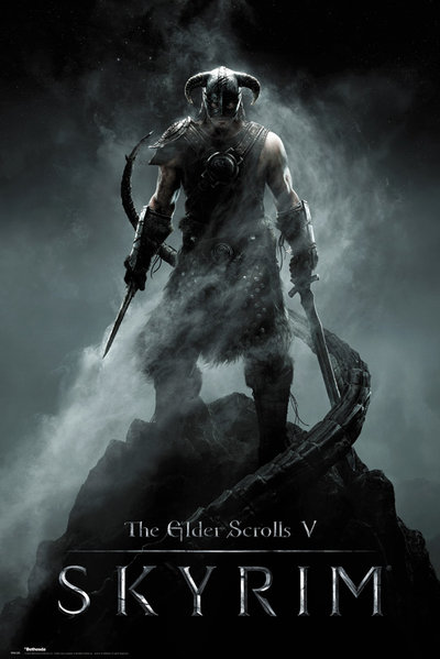 Poster The Elder Scrolls 249345