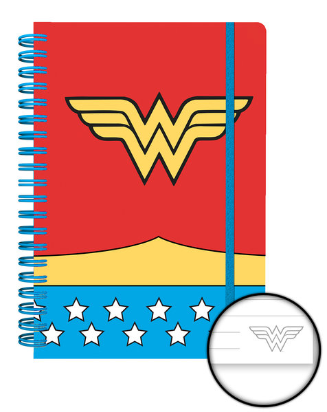 Quaderno Wonder Woman