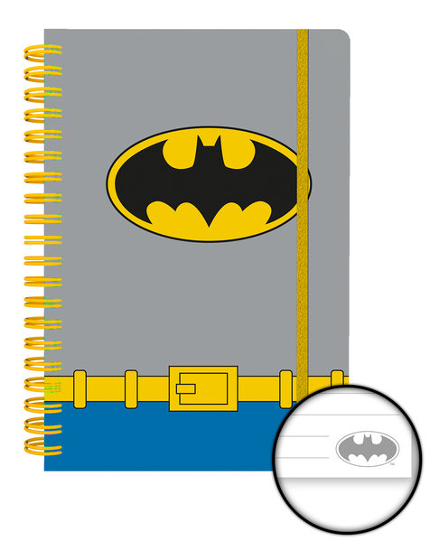 Quaderno Batman 249353