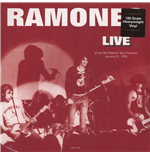 Vinile Ramones - Live At The Old Waldorf San Francisco 31 January 1978