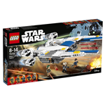 Lego 75155 - Star Wars - Episodio 8 - Rebel U-Wing Fighter