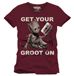T-shirt Guardians of the Galaxy Get Your Groot On