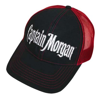 Cappellino Captain Morgan