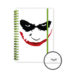 Batman Dark Knight - Joker (Quaderno)