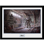Fallout  - Red Rocket Interior (Foto In Cornice 30x40 Cm)
