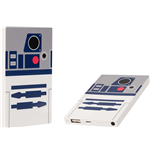 Star Wars - R2-D2 - Power Bank 4000 mAh