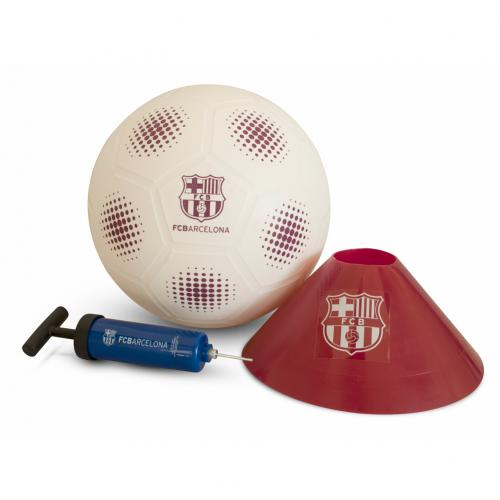 Set Pallone calcio Barcellona