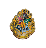 Harry Potter - Hogwarts (Distintivo Smaltato)