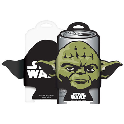 Koozie Star Wars Yoda