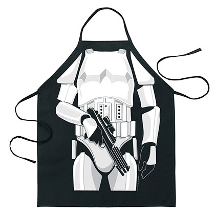 Grembiule Star Wars Storm Trooper