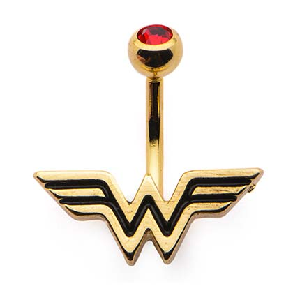 Anello Wonder Woman