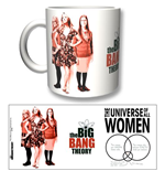 Big Bang Theory (The) - All Women (Tazza)