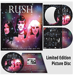 Rush - Agora Ballroom, Cleveland Ohio  May 1975 180 Gr. Picture Disc