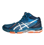 Scarpa Volley Gel Elite 3 Mt AZZURRO/BLU/ARANCIO