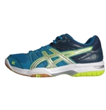 Scarpa Volley GEL-ROCKET 7 AZZURRO-GIALLO