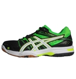 Scarpa Volley GEL-ROCKET 7 VERDE/NERO
