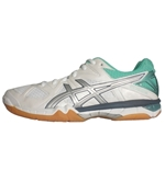 Scarpa Volley GEL-TACTIC BIANCO/VERDE