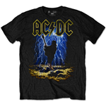 T-shirt AC/DC - Highway To Hell Special Edition Nera