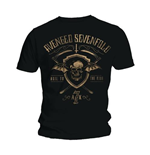 Avenged Sevenfold - Shield And Sickle (T-SHIRT Unisex TG. 2)