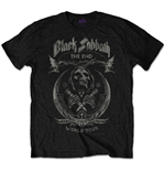 Black Sabbath - The End Mushroom Cloud (T-SHIRT Unisex TG. 2)