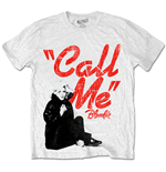Blondie - Call Me (T-SHIRT Unisex TG. 2)