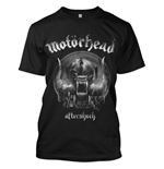 Motorhead - Aftershock Black (T-SHIRT Unisex )