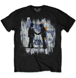 Pink Floyd - Wish You Were Here Painting Special Edition Black (T-SHIRT Unisex )