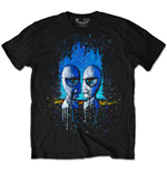 Pink Floyd - Division Bell Drip Special Edition Black (T-SHIRT Unisex TG. 2)