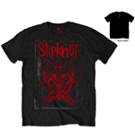 Slipknot - Dead Effect (T-SHIRT Unisex TG. 2)