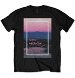 T-shirt The 1975 She's American