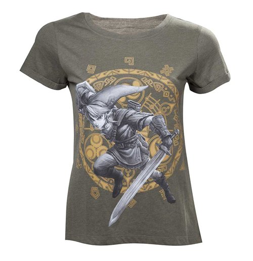 T-shirt The Legend of Zelda 250251